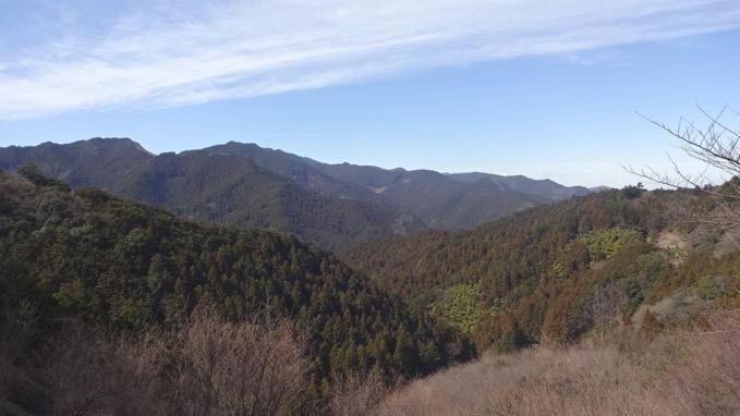 林道笹郷線