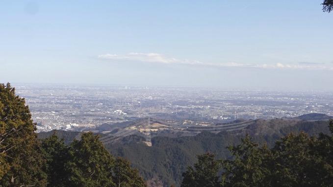 黒山展望台 眺め