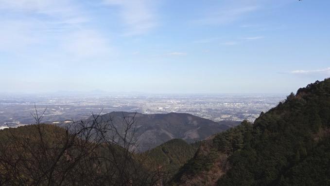 林道猿岩線 眺め