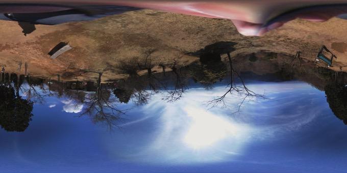 360度パノラマ写真