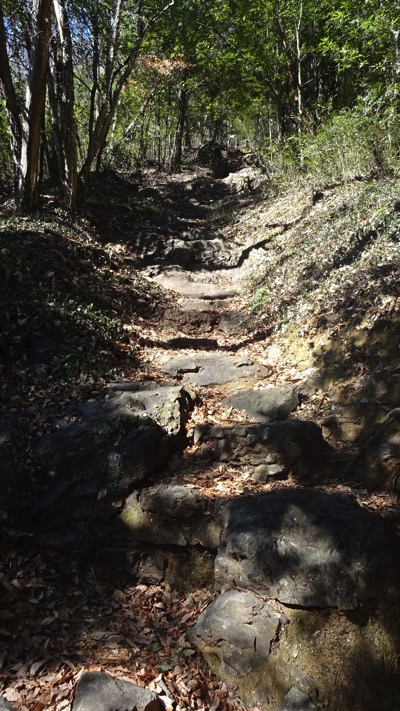 三毳山 ハイキング コース