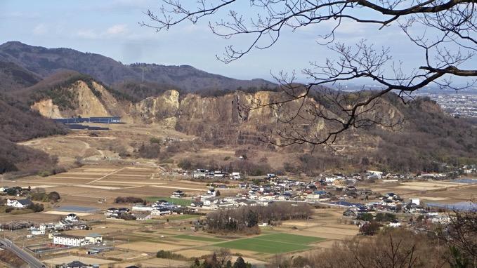三毳山 ハイキング 岩船山方面