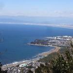 沼津アルプス縦走登山(大平山・鷲頭山・徳倉山)絶景の駿河湾と富士山!