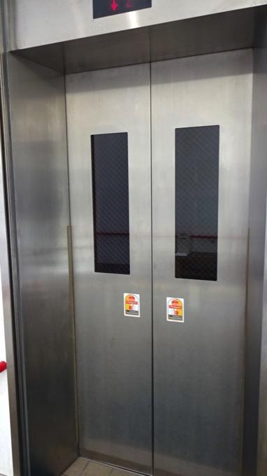 びゅうお エレベーター