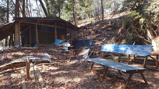 萩の平茶屋跡