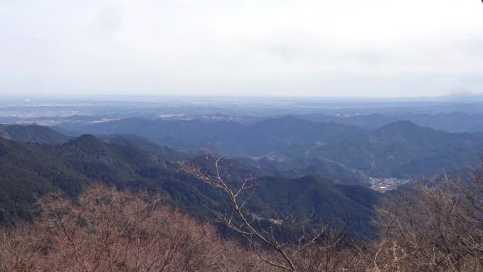 関八州見晴台 ハイキング