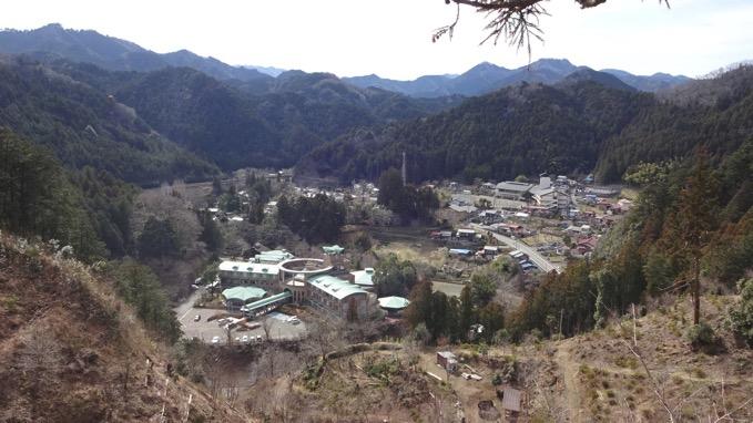 休暇村奥武蔵 関八州見晴台 ハイキング