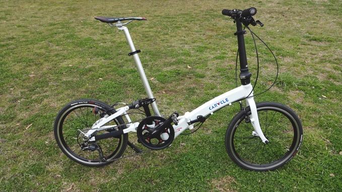 caracle-s 自転車