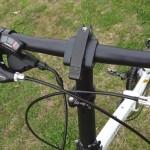 CARACLE-Sのハンドル周りのパーツ重量を調べてみた