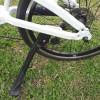 折りたたみ自転車CARACLE-Sの専用スタンドについて語る