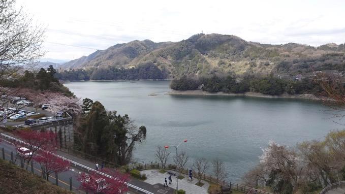 津久井城山ハイキング 津久井湖