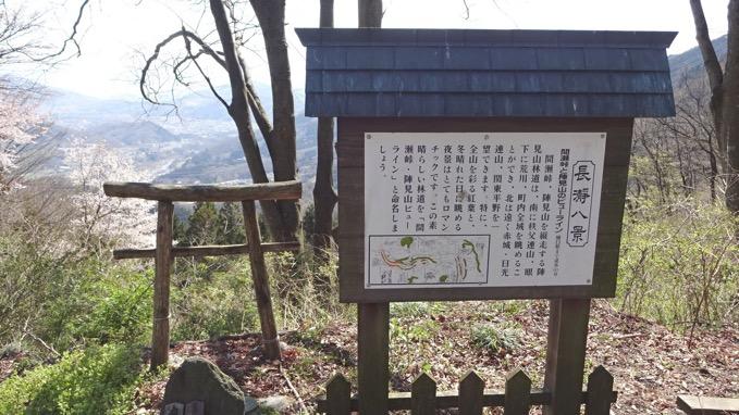 長瀞八景 陣見山・間瀬峠ビューライン