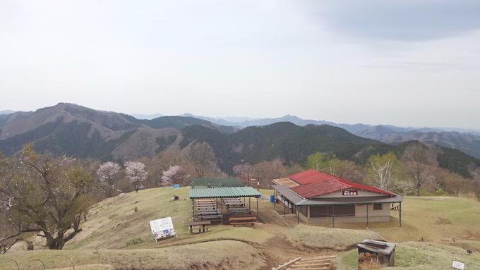 陣馬山 登山