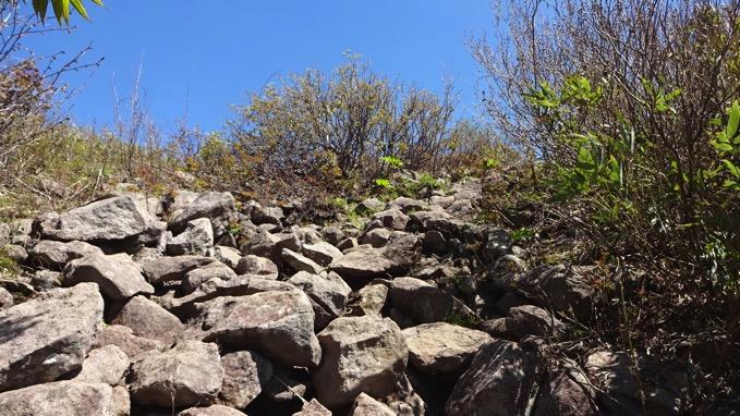 塩谷丸山 登山