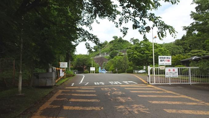 草戸山 駐車場