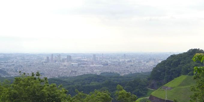 草戸山 ハイキング