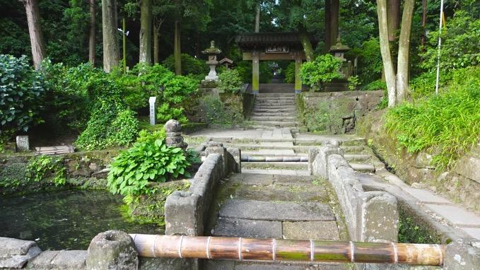 甘露の井 浄智寺