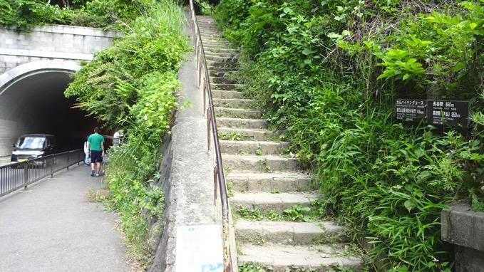 大仏ハイキングコース入口