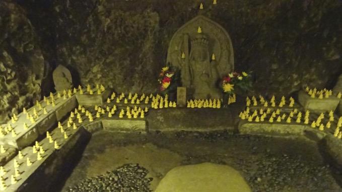 長谷寺 弁天窟