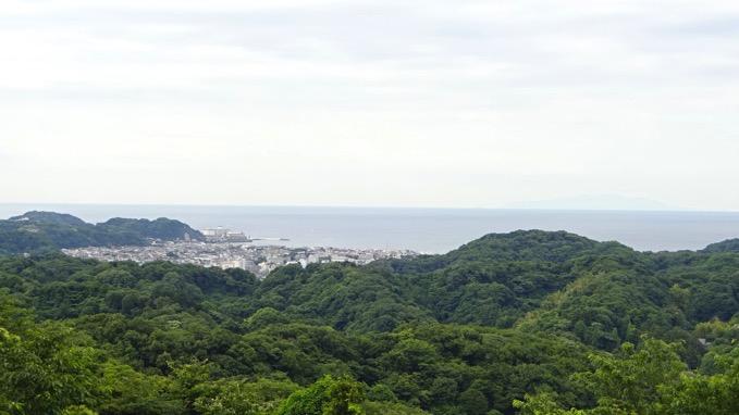 六国見山 展望台