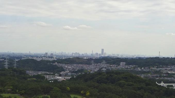 大平山 山頂 展望