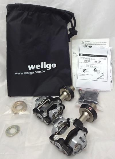 Wellgo qrd