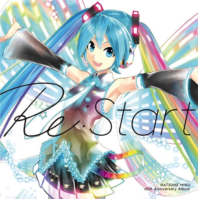 初音ミク re:start