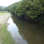 武蔵嵐山渓谷(槻川)周辺を自転車ハイキング [埼玉県比企郡]
