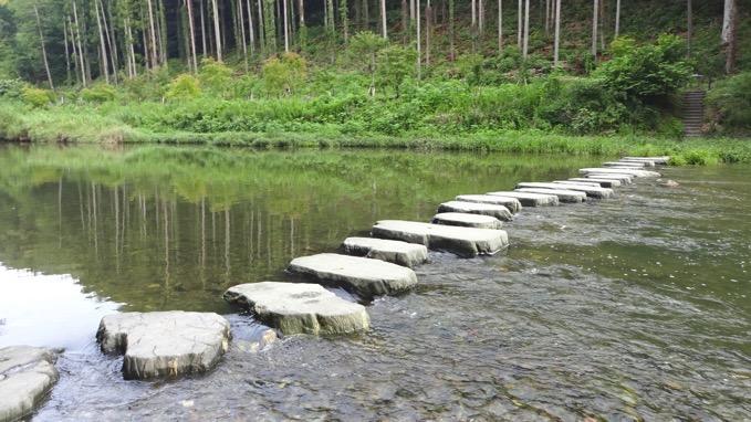嵐山渓谷 埼玉県