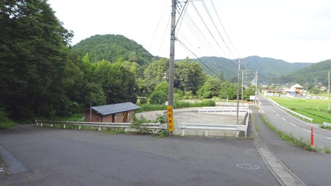 嵐山渓谷 駐車場