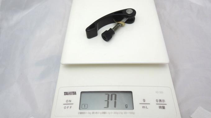 caracle-s ハンドル クイックリリース 重量