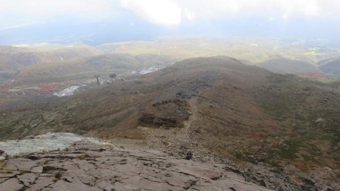 那須岳 茶臼岳 登山