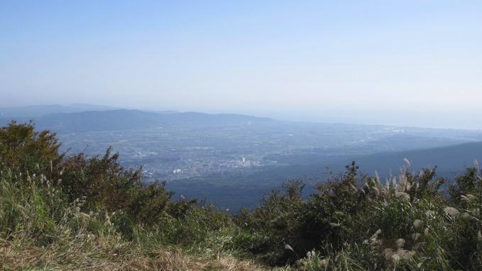 矢倉岳 登山 展望