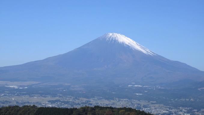 矢倉岳 登山 富士山