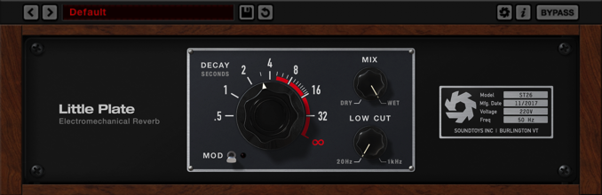 soundtoys little plate