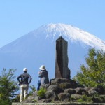 足柄峠に自転車ヒルクライム。足柄城址から望む富士山が超綺麗!