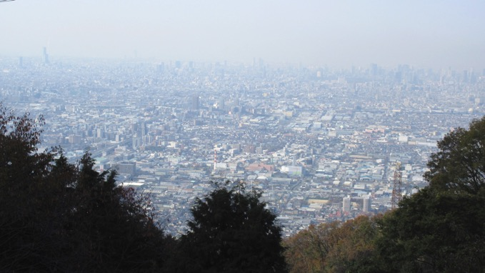 生駒山 ハイキング