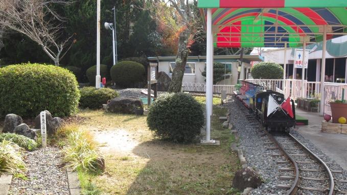 生駒山山頂 三角点