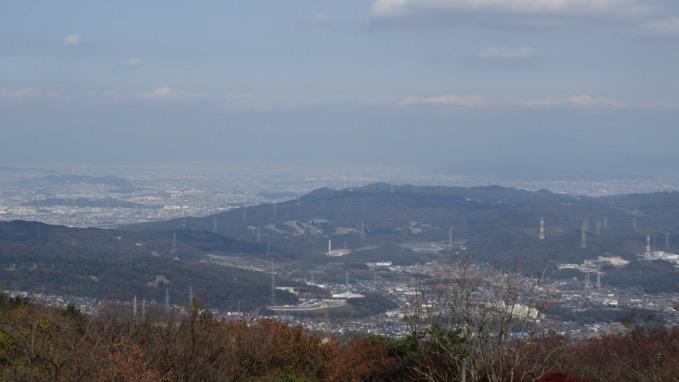 生駒山 展望