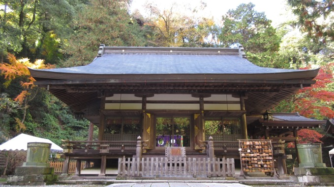 金鑚神社 本殿