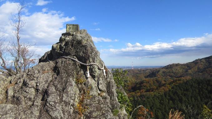 御嶽山 ハイキング