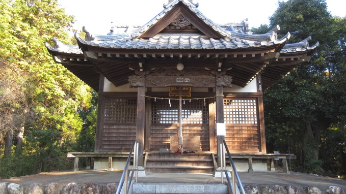 高負彦根神社
