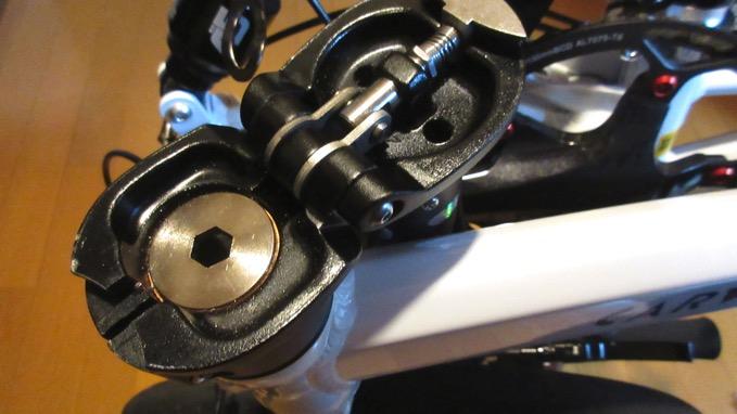 caracle-s ハンドルポスト固定プラグ