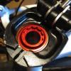 CARACLE-S用軽量ハンドルポスト固定プラグに換装してみた