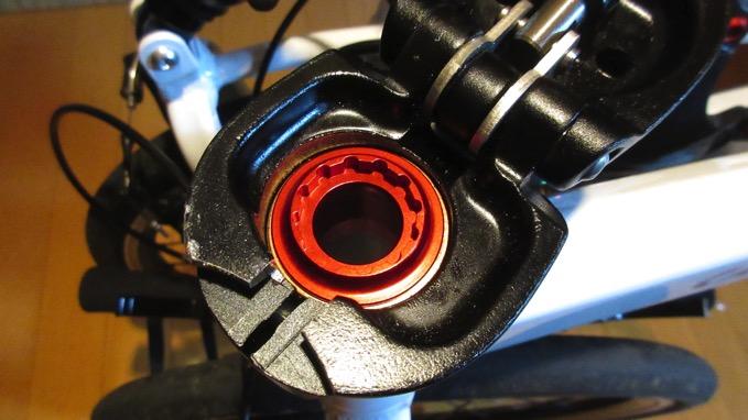 軽caracle-s 軽量ハンドルポスト固定プラグ