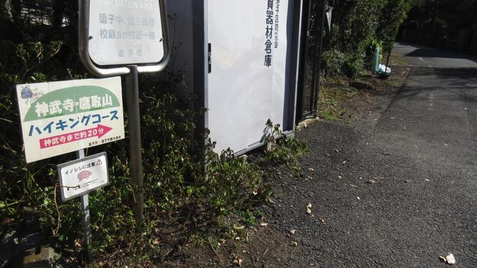 鷹取山 ハイキング