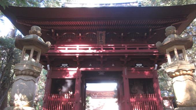 神武寺 山門