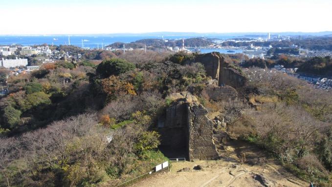 鷹取山 展望台
