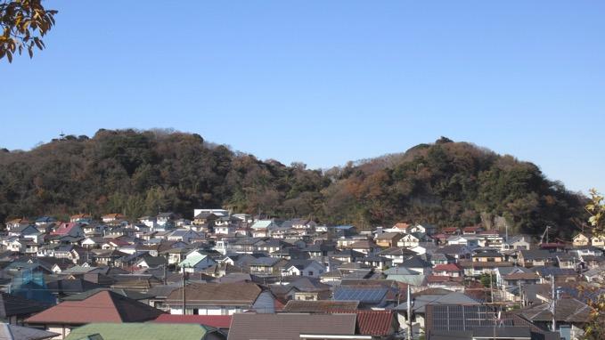 鷹取山 前浅間