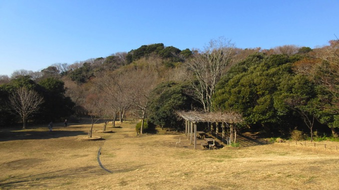 衣張山ハイキングコース